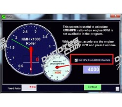 OBDII interface Sportdevices test bench electronics sportdyno software