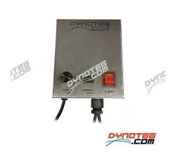 dynoteg frequenz konverter 230 VAC fuer  fahrtwindsimulation
