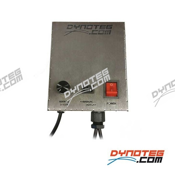 dynoteg frequency converter 230 VAC for drive wind simulation