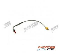 Exhaust gas temperature sensor thermocouple type K M12 Dynoteg