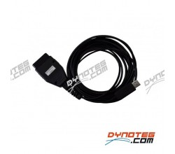 OBDII interface Sportdevices dyno electronics