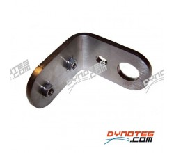 Dynoteg mounting bracket for Sportdevices roller speed sensor