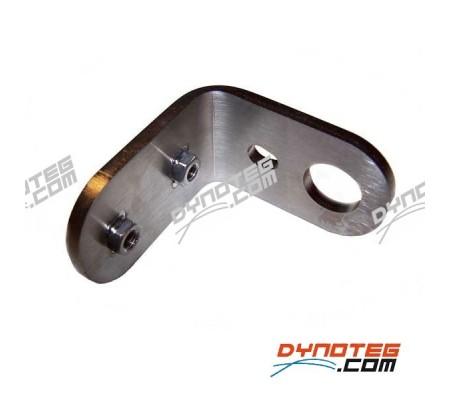 Dynoteg mounting bracket for Sportdevices roller speed sensor
