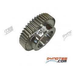 Dynoteg sprocket wheel for rotation speed sensor