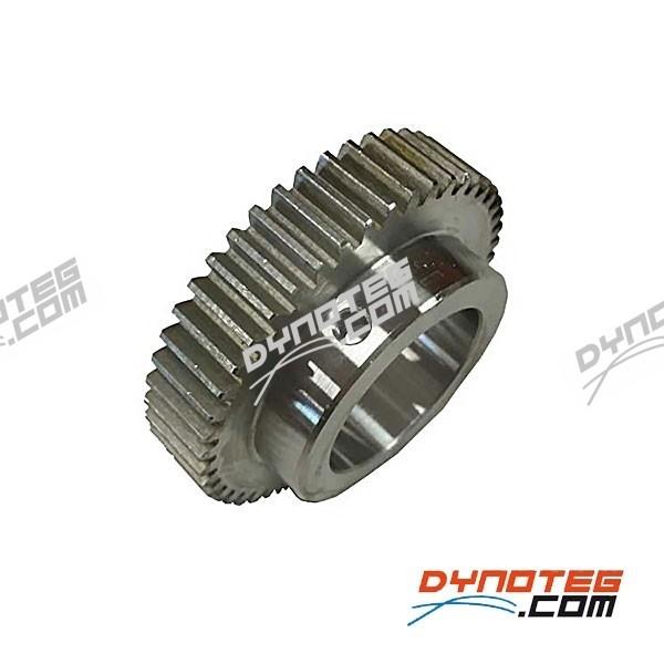 Dynoteg sprocket wheel for rotation speed sensor