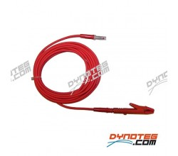 Capacitive red rpm clamp Sportdevices dyno electronics