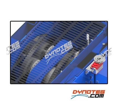 Eddy Current brake KED-5 EVO Dynoteg