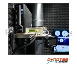 sportdevices sp1 dyno electronics at test room facility