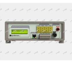 Electronics & software kit SP5 for test bench front side