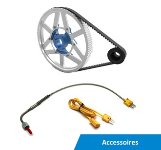Testbank accessoires